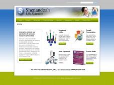 Shenandoah-lifesciences Com